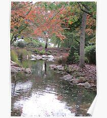 Fall at Furman Poster