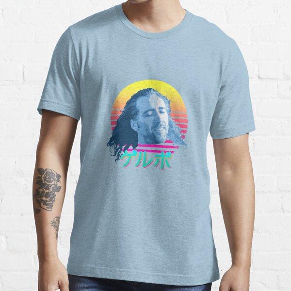 Nicolas Cage ゲ ル ボ! Camiseta esencial