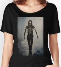 Eric Draven - The Crow Women's Relaxed Fit T-Shirt