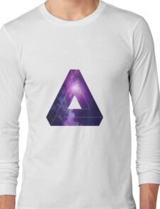 TRIANGLES :) Long Sleeve T-Shirt