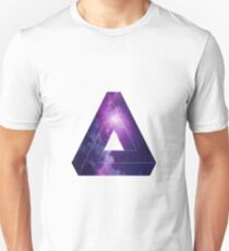 TRIANGLES :) Unisex T-Shirt