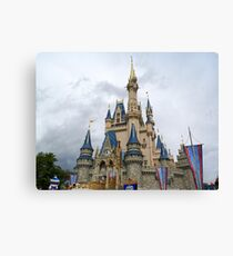 The Famous Castle Canvas Print