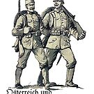 Österreich und Deutschland 1914 by edsimoneit