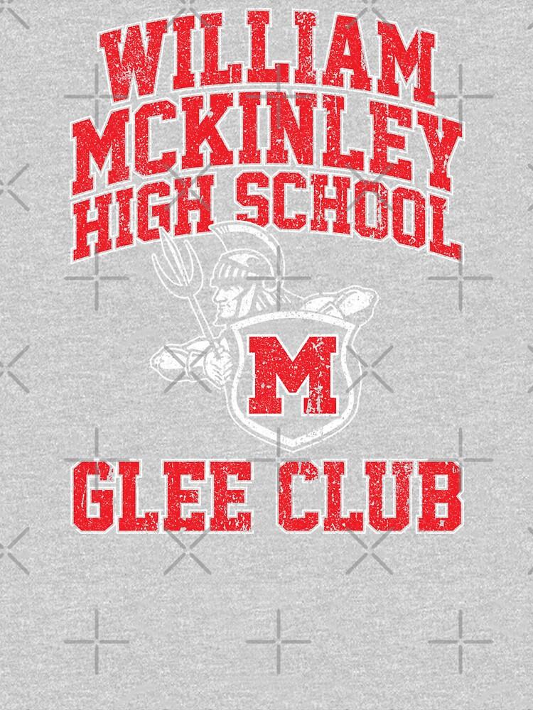 William McKinley High School Glee Club by huckblade