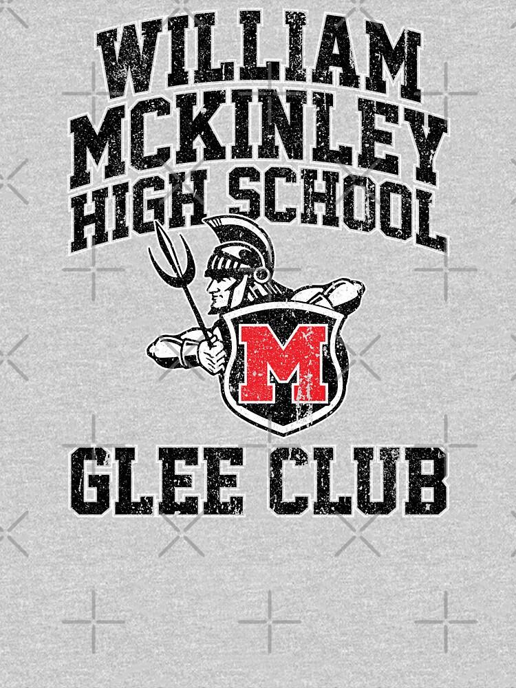 William McKinley High School Glee Club (Variant) by huckblade