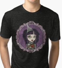 Tin Girl Tri-blend T-Shirt