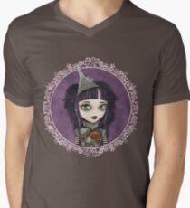 Tin Girl Men's V-Neck T-Shirt