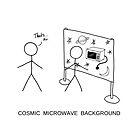 Cosmic Microwave Background by Adrienne Body