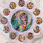 Fairies of Zodiac  by Elena Kotliarker