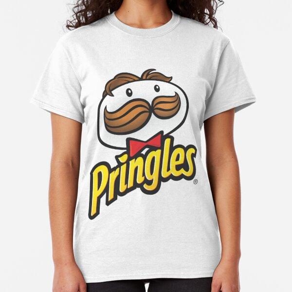 I Love Heart Crisp Sandwiches Ladies T-Shirt