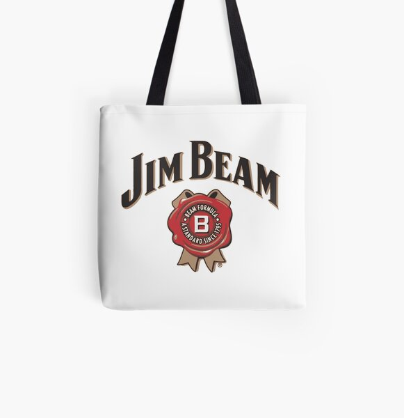 Jim Beam drink All Over Print Tote Bag