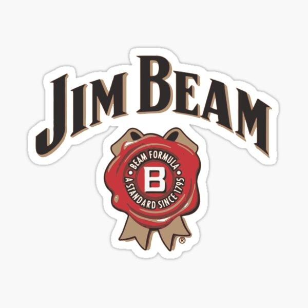 Jim Beam drink Sticker