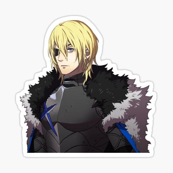 Adult Dimitri (Timeskip) - Fire Emblem Three Houses Sticker