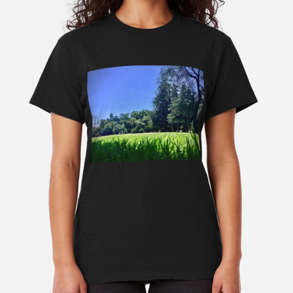 Nap in the Grass (glancingabout.com) Classic T-Shirt