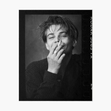 Leonardo DiCaprio- Fumar Lámina rígida