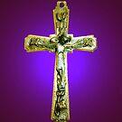 Lynette's Cross. by sweeny