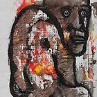 Face, Bernard Lacoque-31 by ArtLacoque