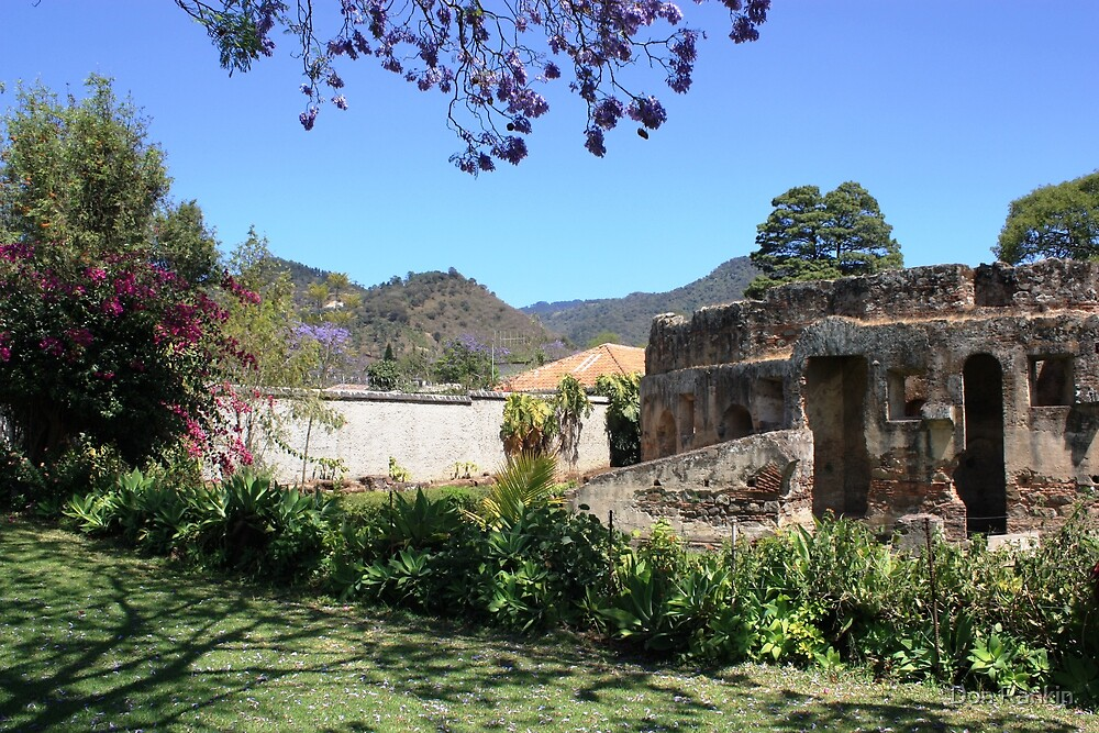 The Spanish Gardens by Don Rankin