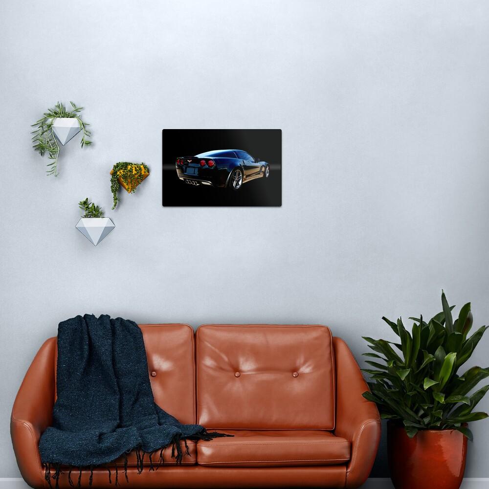 Chevrolet Corvette Z06 Metal Print