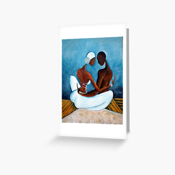 Devotion Greeting Card