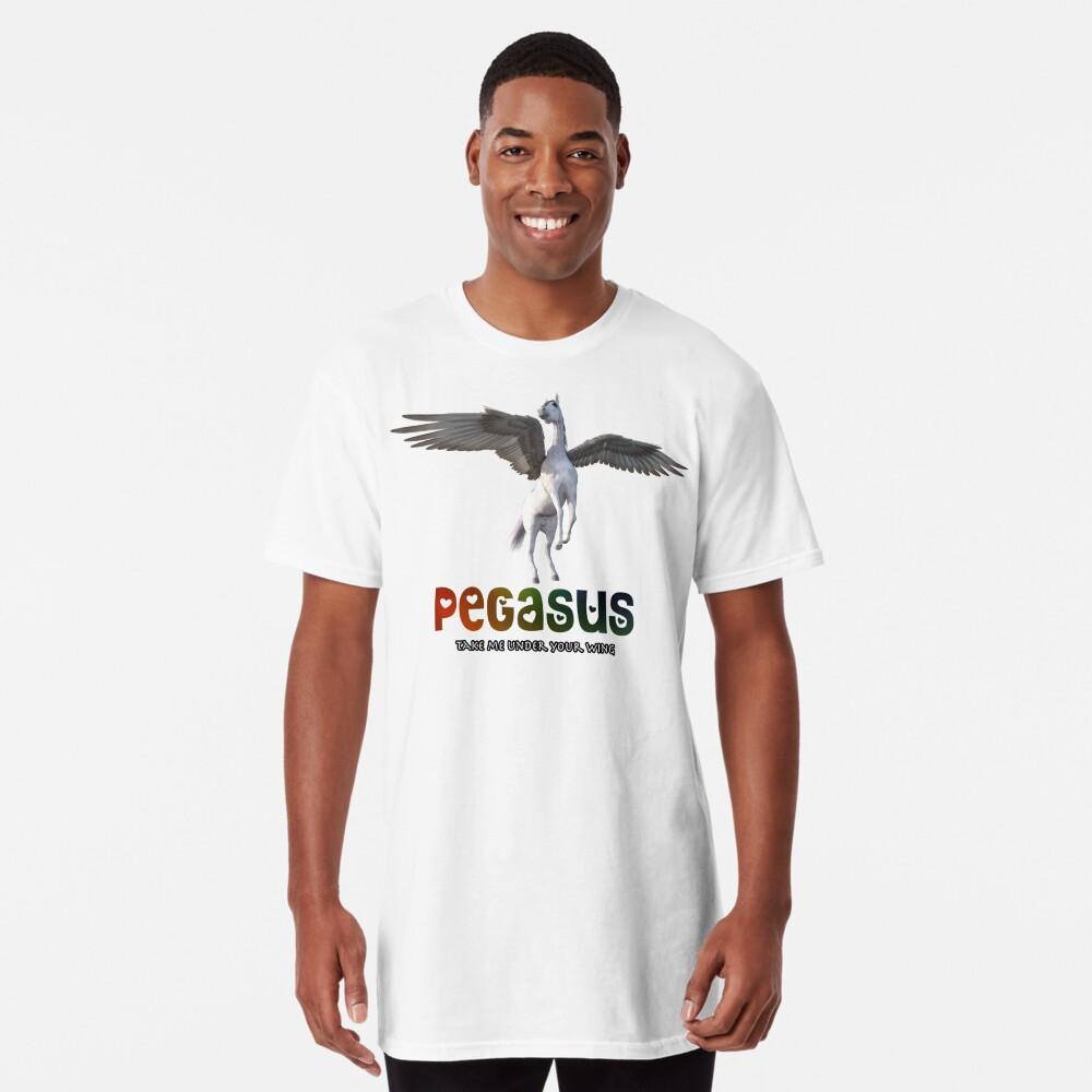 Pegasus - Take me under your wing Long T-Shirt