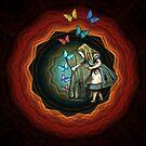 «Alicia en el país de las maravillas - que comience la magia» de maryedenoa