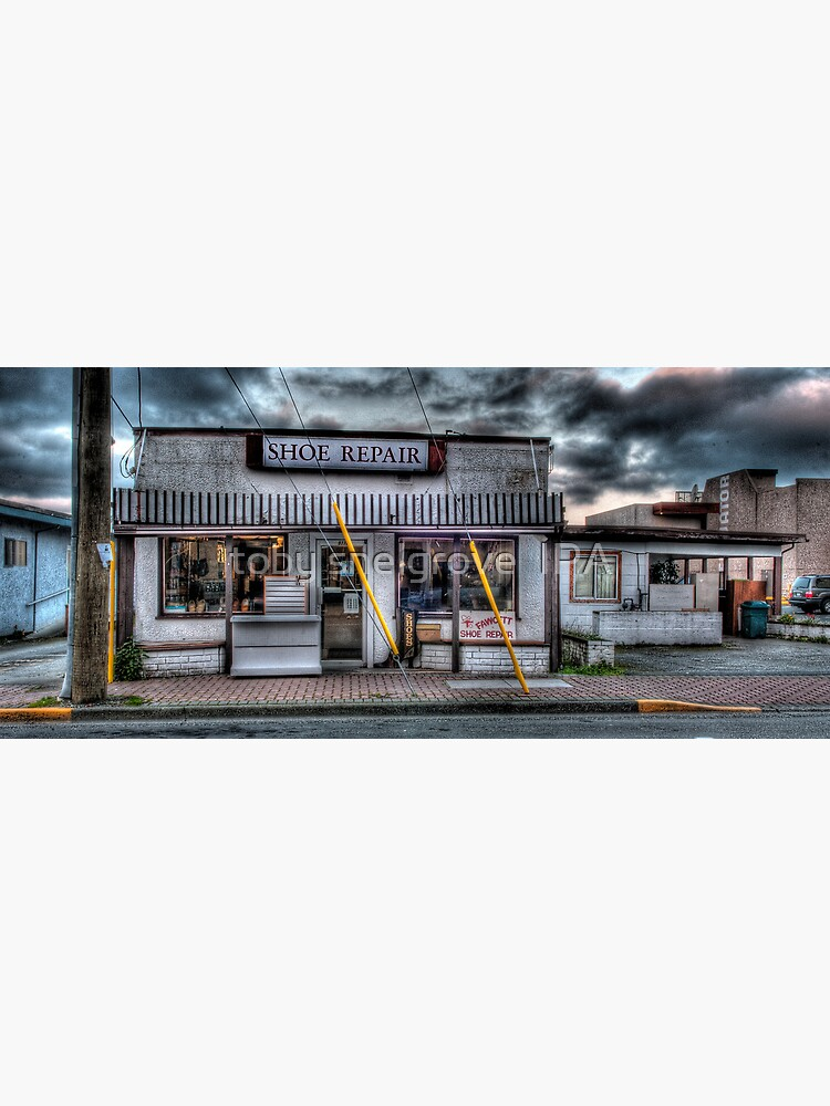 History Preserved: Shoe Repair, Sidney, BC by tobysnelgrove