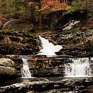 Falls in the fall by krysleighphoto