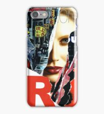 The Street Finds Its Own Use For Things iPhone Case/Skin