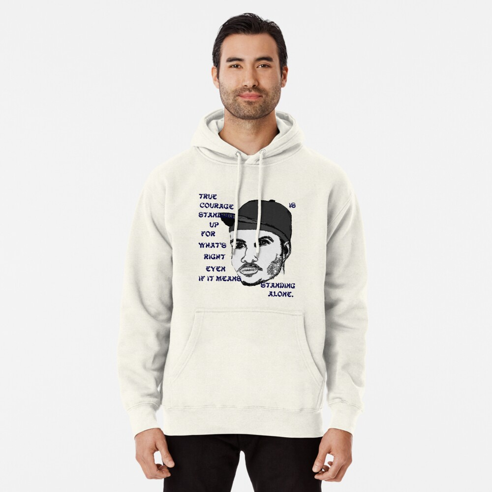 True Courage Pullover Hoodie