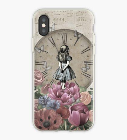 Alicia en el país de las maravillas - Wonderland Garden Vinilo o funda para iPhone