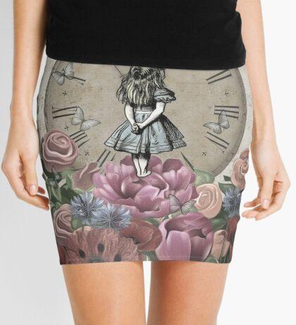 Alicia en el país de las maravillas - Wonderland Garden Minifalda