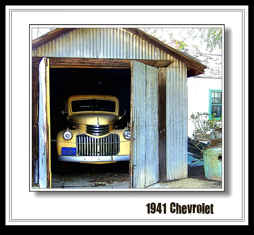 1941 Chevrolet by lynell