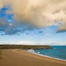 Broadhaven Beach by Mark Robson