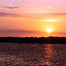 setting sun by deegarra