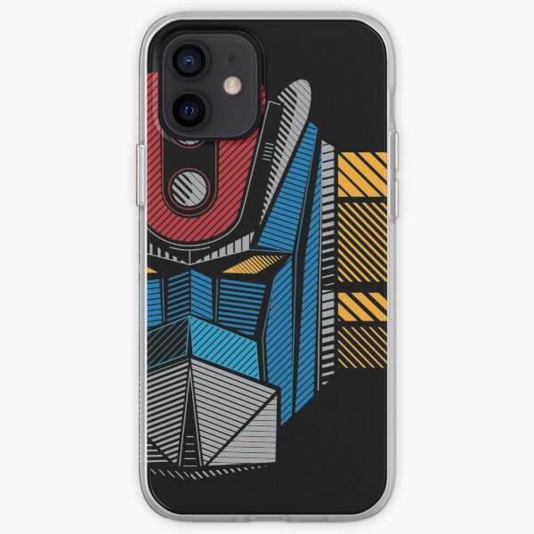 091 Grendizer Full Coque souple iPhone