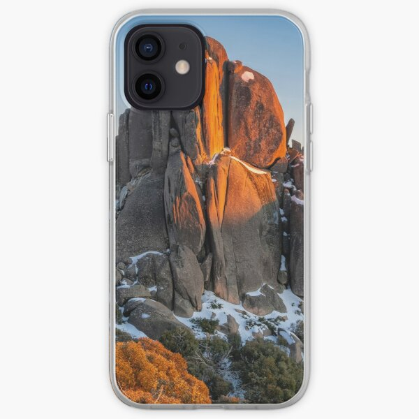 The Cathedral at Mt Buffalo iPhone Soft Case