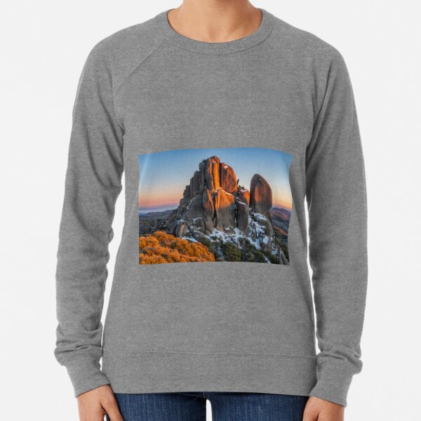 The Cathedral at Mt Buffalo Lightweight Sweatshirt