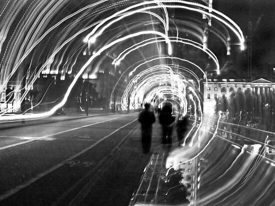The bridge by Luigi Clemente
