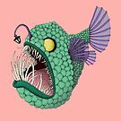 Deep Sea Angler by agrapedesign