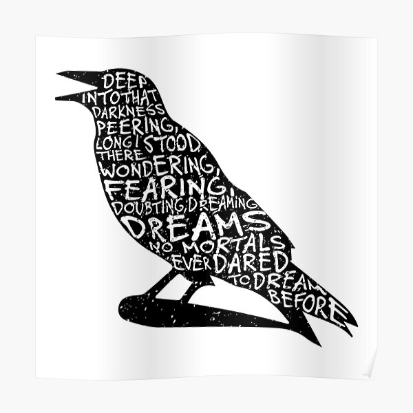 Quoth the Raven Poster