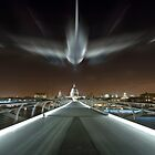 Night Flight by Luigi Clemente