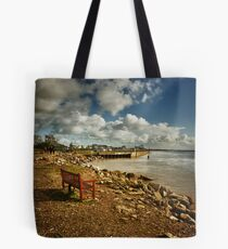 A day out to Southwold Tote Bag