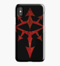 The Eye of Chaos iPhone Case
