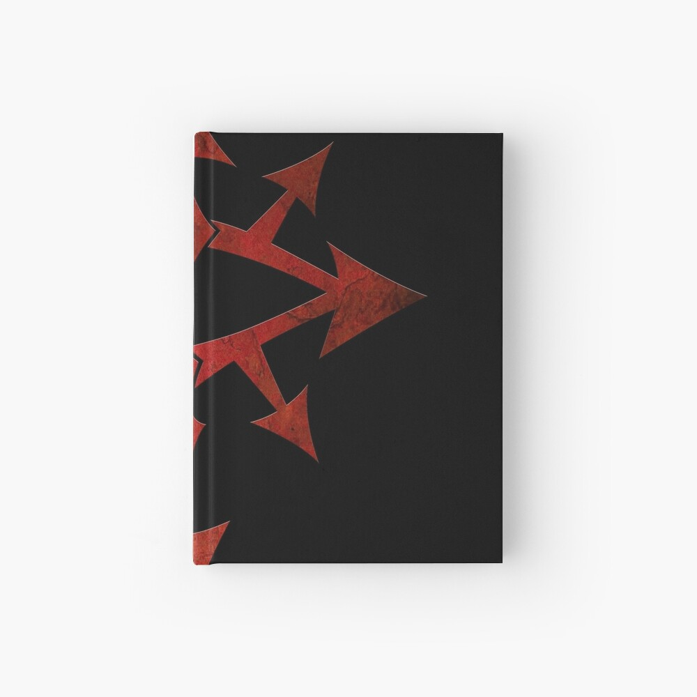 The Eye of Chaos Hardcover Journal