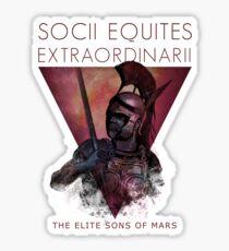 socii equites extraordinarii Sticker