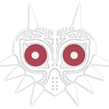 MAJORA'S MASK by scanwood