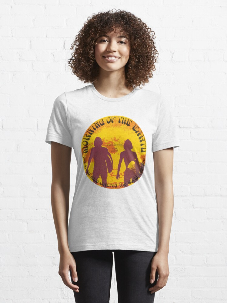 Alternate view of Morning of the Earth Essential T-Shirt