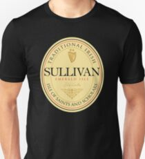 Irish Names Sullivan T-Shirt