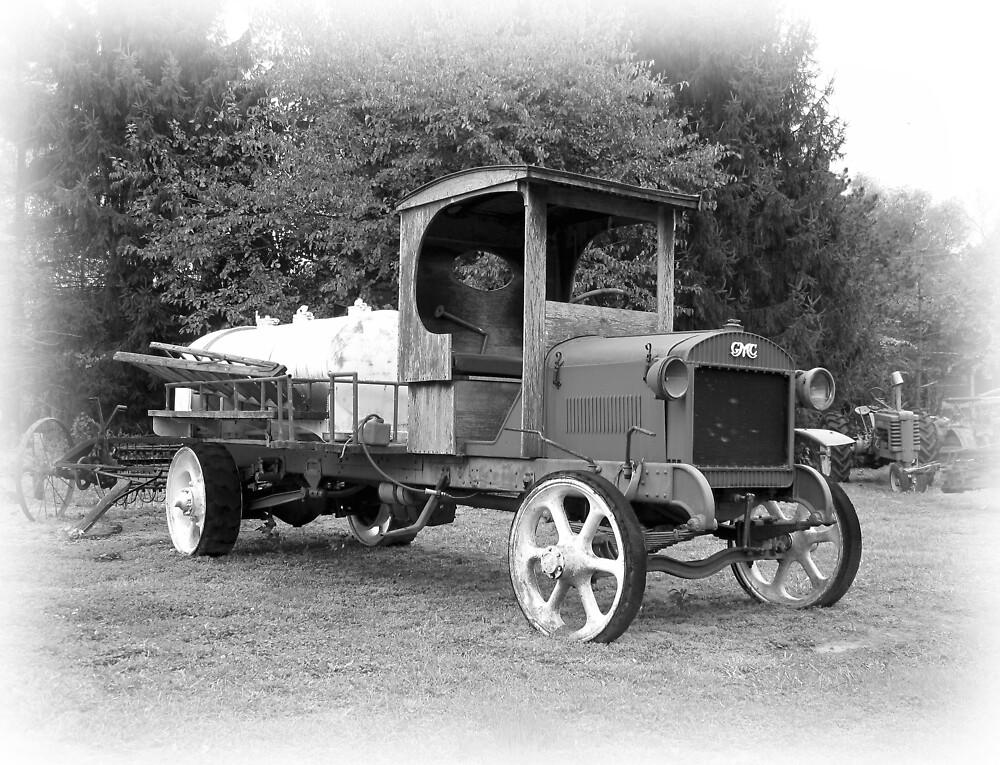 GMC trank truck by nastruck